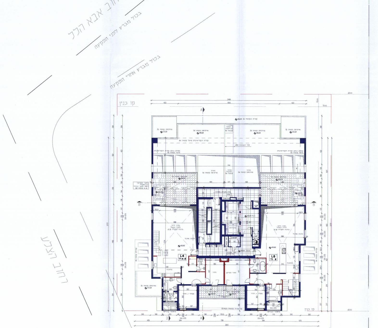 תוכנית קומה 27